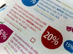 Mirá mirá mirá, estamos en la Revista B con 20% Off si presentas tu ID en Limatina! @ID_BERAZATEGUI @limatinadc