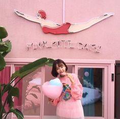 あのSTYLENANDAのフラッグ店【STYLENANDA PINK HOTEL】が明洞にOPEN!!