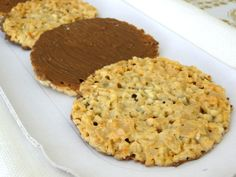 recipes of the day Gluten Free Recipes, Low Carb Recipes, Healthy Recepies, Good Food, Yummy Food, Brunch, Cheesecake, Cookies, Sin Gluten