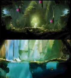 En este juego se ha creado una contrucción estética maravillosa, con fondos totalmente pintados a mano, animaciones fluidas y más allá de la belleza y los detalles; se ha conseguido una gran jugabilidad.  07/04/2016