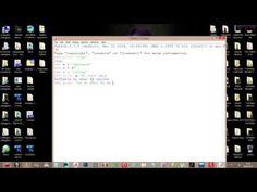 Tutorial Python   le basi    Lezione 3