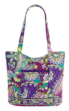 Vera Bradley Shoulder Bag Vera Bradley Shoulder Bag -Style: Mandy Shoulder Bag -Pattern: Heather -Size: x -Zip-top bag -Front slip pocket -Double-quilted handles inches) -Removable base allows for ease of laundering and storage Vera Bradley Bags Totes Vera Bradley Tote Bags, Vera Bradley Purses, Tote Handbags, Purses And Handbags, Cute Purses, Shoulder Handbags, Shoulder Bags, Diaper Bag, Reusable Tote Bags