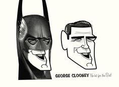 George Clooney - Jonas Bergstrand