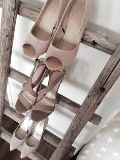 Wooden Interior ladder. Puiset tikapuut oikeista heinäseipäistä.