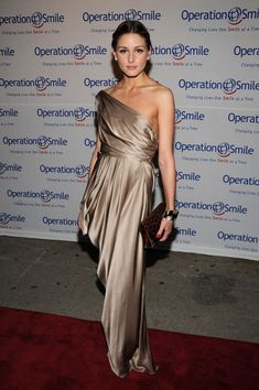 Olivia Palermo Photos  - 5th Annual Operation Smile Gala ? Arrivals - Zimbio