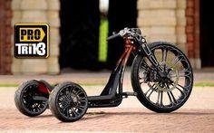 Drift Trike, Mode Of Transport, Pedal Cars, Mini Bike, Sidecar, Cool Bikes, Chopper, Concept Cars, Motorbikes