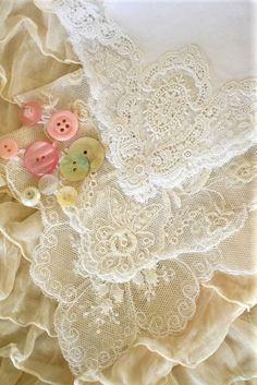 Jennelise: Sewing Shabby Chic Romantic Cottage <3