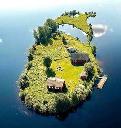 Rovaniemi Island, Finland
