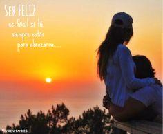 Love, amor, sunset