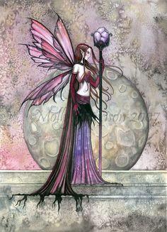 """Moon Dream"" - Molly Harrison"