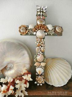 dc7eb3cd892253e27efb5fc4358c ... - Decorating Wooden Crosses Ideas