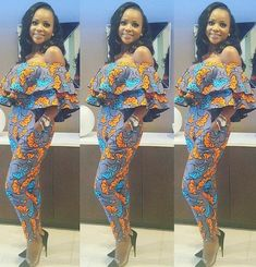 51 Best Beautiful Ankara Jumpsuits For Women Images African
