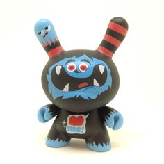 Kidrobot - Dunny French Series - Superdeux – Collect and Display