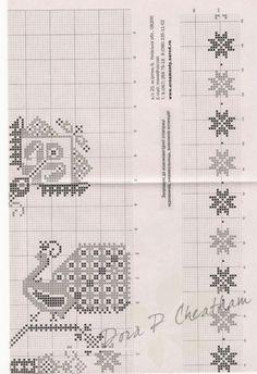 Gallery.ru / Фото #106 - Rushniki - Geometric & Traditional Motifs - Dora2012