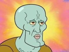 22 Ideas memes faces squidward for 2019 Squidward Painting, Spongebob Painting, Spongebob Drawings, Cartoon Painting, Cartoon Icons, Cartoon Memes, Cartoons, Cartoon Wallpaper, Squidward Meme