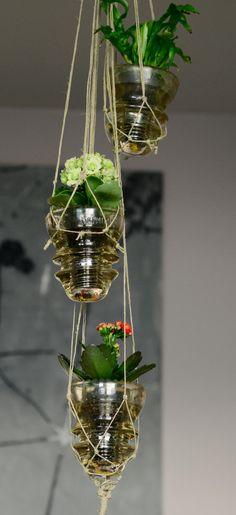 Jardinière en pendentif suspension en par NorthernWanderlust