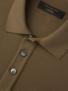 e6f964c1b52 Discover Zegna Spring Summer Collection men s t-shirts and polo shirts