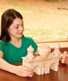 Take a look at this Arabian Blocks Set on zulily today!
