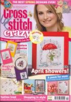"(1) Gallery.ru / tymannost - Альбом ""Cross Stitch Crazy 110 апрель 2008"""