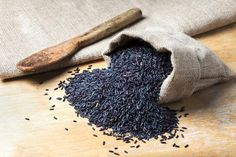 Black rice is generally uncommon in the United States eating regimen.