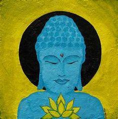 Azul Buddha