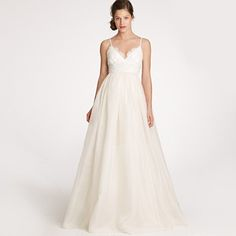 My New Favorite Country Wedding Gowns for 2011