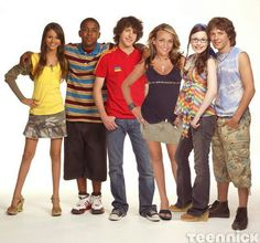 Zoey 101 early 2000s