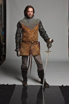 Стена Larp, Medieval Costume, Medieval Armor, Medieval Fashion, Medieval Clothing, Historical Costume, Historical Clothing, The Hollow Crown, Landsknecht