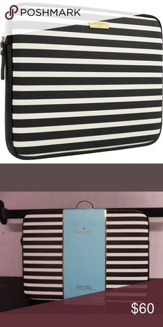 Kate Spade New York Protective Sleeve NWT Vegan leather, for Surface pro 3&4. kate spade Bags Laptop Bags