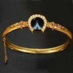 etruscan revival bangle