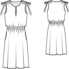 Dress BS 4/2014 127