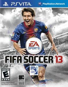 Jogo PS Vita FIFA Soccer 13 #Jogo #PS Vita