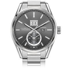 TAG Heuer TAG Heuer CARRERA Calibre 8 GMT and Grande DateAutomatic watch41 mm