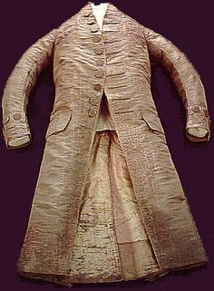 General George Washington's Suit. Worn by George Washington on the day of his inauguration, April 30, 1789. It was not worn during the ceremonies, but sometime during that day.