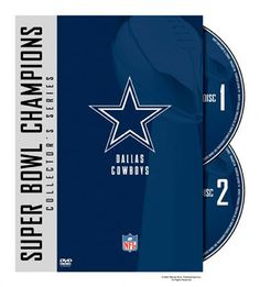 NFL Super Bowl Collection: Dallas Cowboys