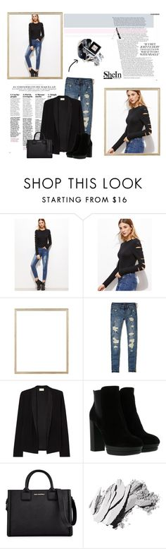 """""""---Dont Afraid of Being Different---"""" by bbiillggeess ❤ liked on Polyvore featuring Rifle Paper Co, Hollister Co., American Vintage, Hogan, Karl Lagerfeld and Bobbi Brown Cosmetics"""