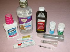 Here are the first few items to include in a pet first aid kit