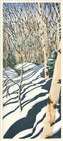 Matt Brown Woodblock Prints