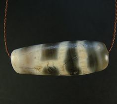 Tibetan dZi and other Himalayan Beads