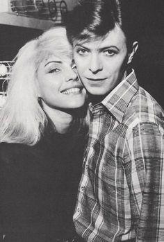 Debbie & Bowie