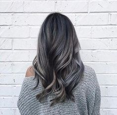 hair, grey, and hairstyle εικόνα