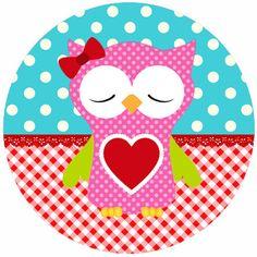 sweet owl from Romylisa
