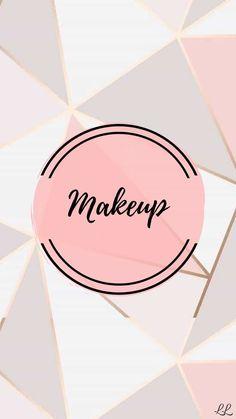 Instagram Logo, Pink Instagram, Story Instagram, Instagram Feed, Makeup Artist Logo, Logo Makeup, Makeup Clipart, Makeup Illustration, Makeup Wallpapers