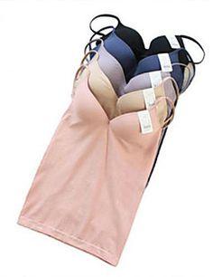 Modal Halter Top Spaghetti Strap Vest Basic Shirt Vest Femal... – DKK kr. 45