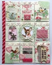 X'mas pocket letter I made for someone who loves deer. This one is going out to Germany tomorrow. Pocket Pal, Pocket Cards, Atc Cards, Journal Cards, Scrapbook Supplies, Scrapbook Cards, Project Life, Pink Sheep, Pocket Scrapbooking