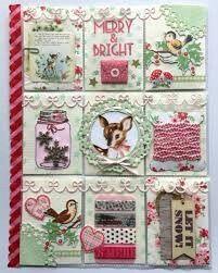 Vintage Christmas pocket letter