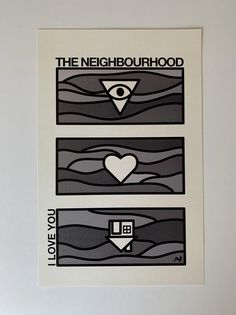 Rock Poster, Poster Wall, Poster Prints, Photo Wall Collage, Picture Wall, Arte Hippy, The Neighbourhood, Music Wallpaper, Chef D Oeuvre