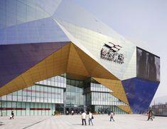 Spark Architects, Fuzhou Wusibei Thaihot Plaza, Fuzhou, Cina