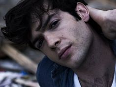 Ethan Peck. Up and coming star, in a movie about Spain. Yes to a girls night whenever it comes out?