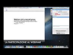 Video 1 – FREE – Spiegazione del collegamento e dell'utilizzo del servizio Webinar